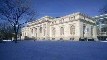 Carnegie Library, Washington DC