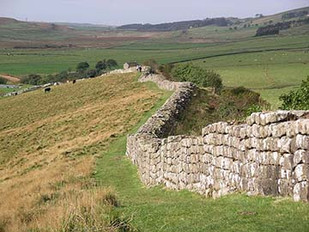 Hadrian's Wall is deteriorating?  Volunteers to the rescue