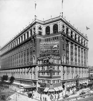 Ladies' Mile in New York City - a Gilded Age shopping district is born, and preserved