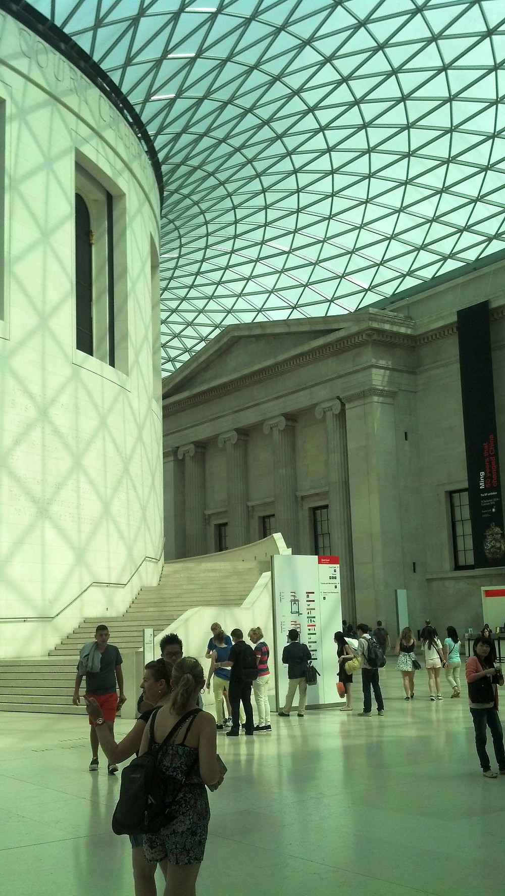 British Museum, London, England, 2014
