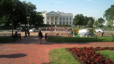 1600 Pennsylvania Avenue, White House, Washington DC