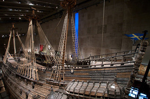 Before the Titanic, there was the Vasa