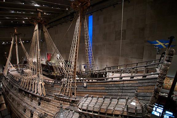 The Vasa, Stockholm, Sweden
