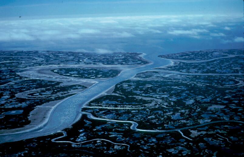Yukon Delta National Wildlife Refuge, Alaska