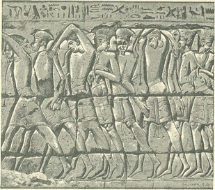 """Late Bronze Age """"Sea Peoples""""—Mediterranean pirates or Native Middle Easterners?"""