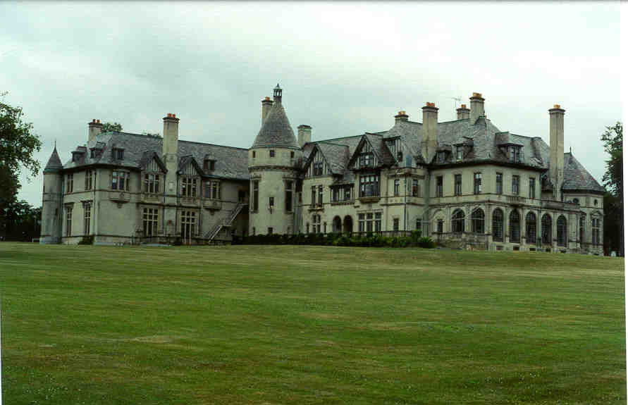 """Collinwood"" (Carey Mansion), Newport, Rhode Island"