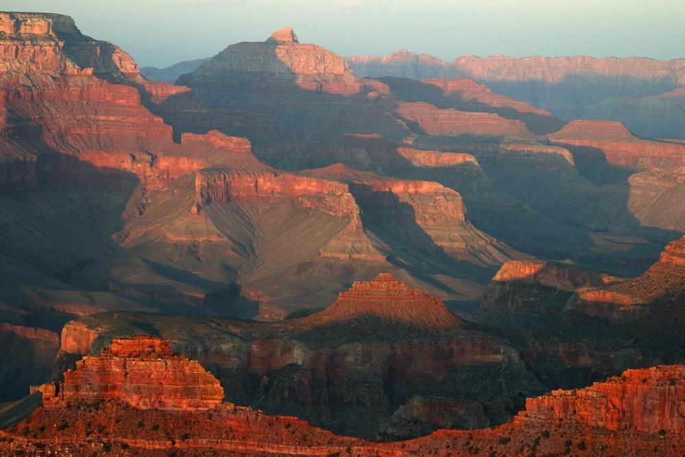 Yavapai Point View, Grand Canyon National Park, Arizona, USA
