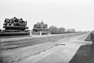"""Elberon, NJ—""""the nouveau riche alternative to Newport"""" in the 1870s"""