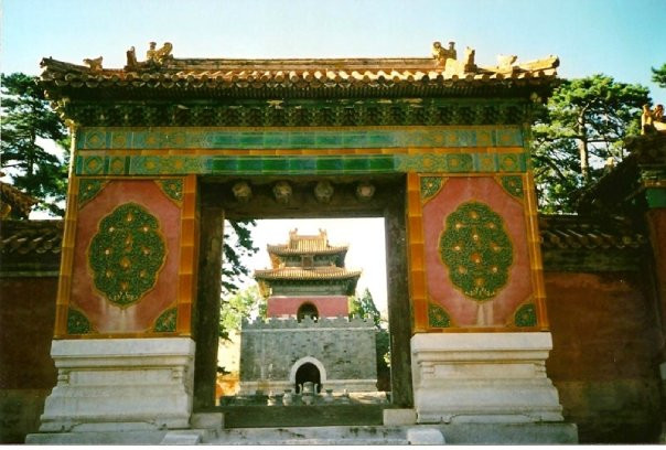 Western Qing Tombs, China