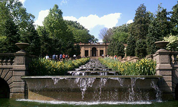 Meridian Hill Park cascade, Washington DC