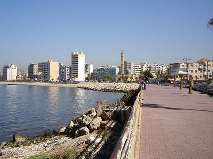 Sidon, Lebanon