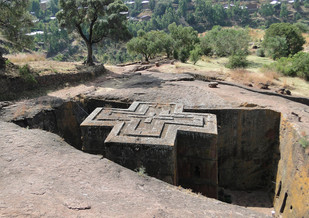 Renovating a 12th-century New Jerusalem—the rock-hewn churches of Lalibela, Ethiopia