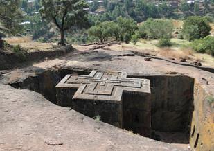 Renovating a 12th-century New Jerusalem—the rock-hewn churches of Lalibela, Ethiopia