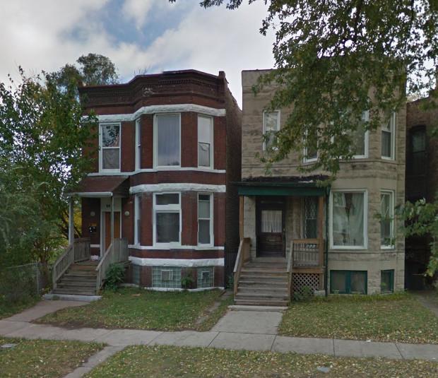 Emmett Till's boyhood home, Chicago, Illinois
