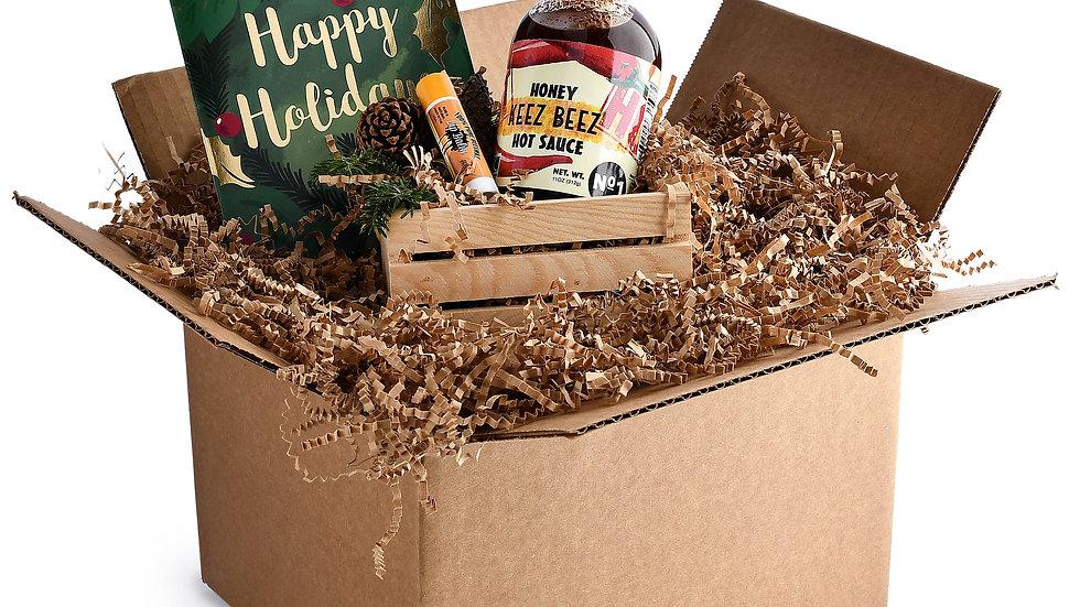 Christmas Honey Hot Sauce Set