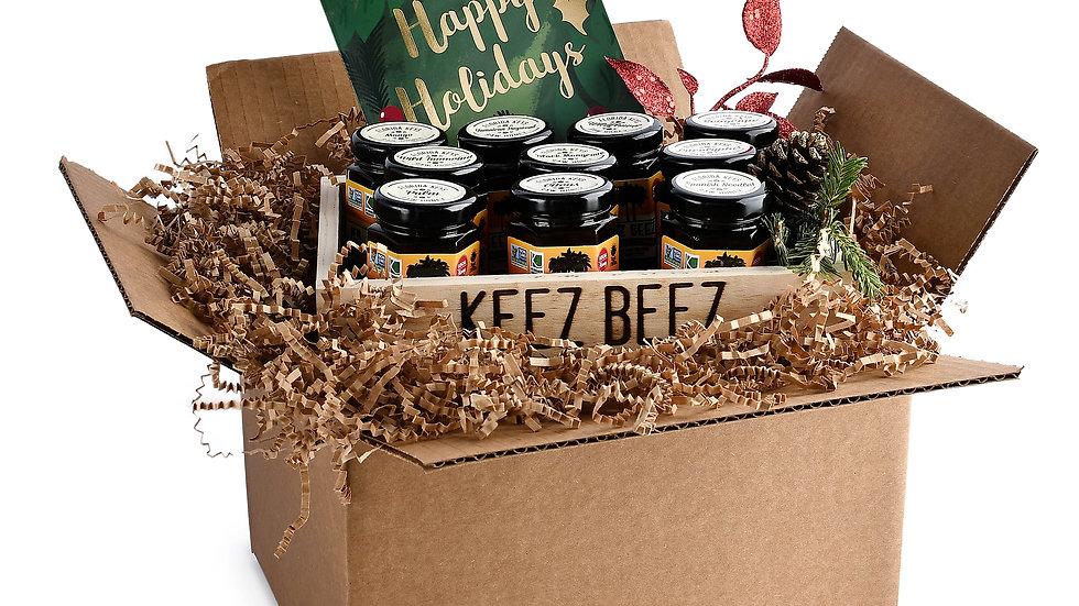 Christmas Honey Variety Set