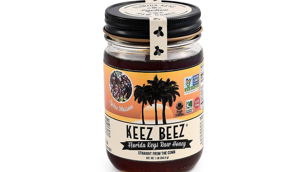 Lychee Raw Honey