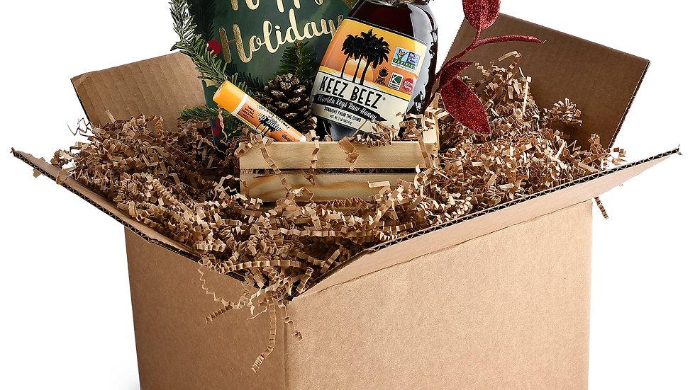 Christmas Honey Set   1/2 LB