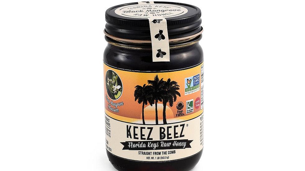 Black Mangrove Raw Honey