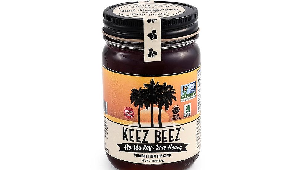 Red Mangrove Raw Honey