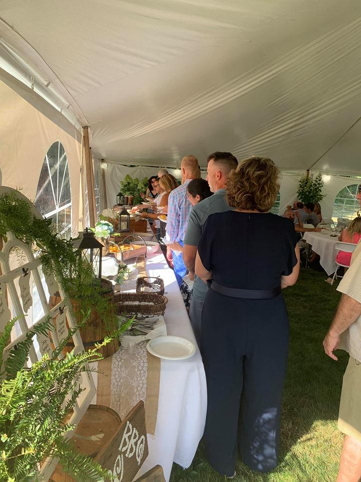 buffet line 19