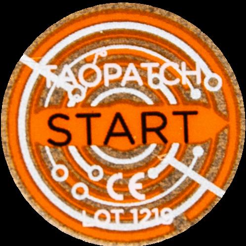 1 Piece of TAOPATCH® START