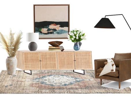 Spring 'trends' in home decor