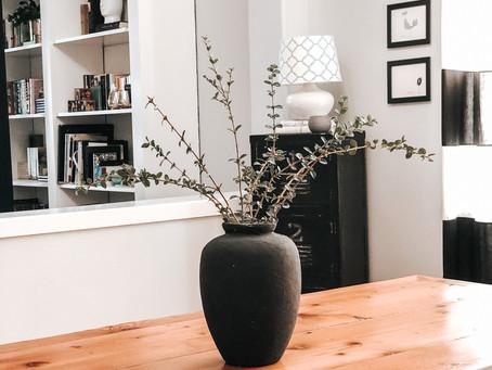 Pottery Barn Ceramic Vase Knock-Off