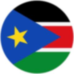 South Sudan Flag - Circular.png