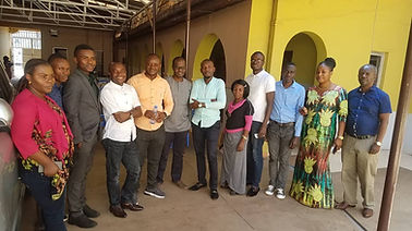 DRC_Training of Trainers (12-14 August 2