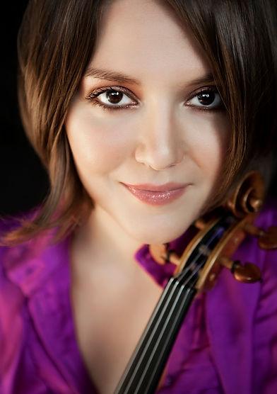 Areta Zhulla Violin