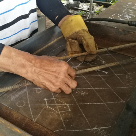 The Making of Monsoon Drain Cover