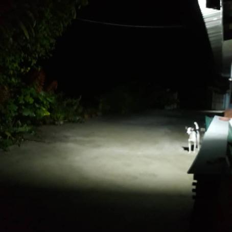 Solar Flood Lighting