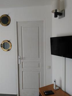 acces cabine du séjour