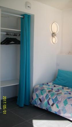 séjour configuration 1 couchage