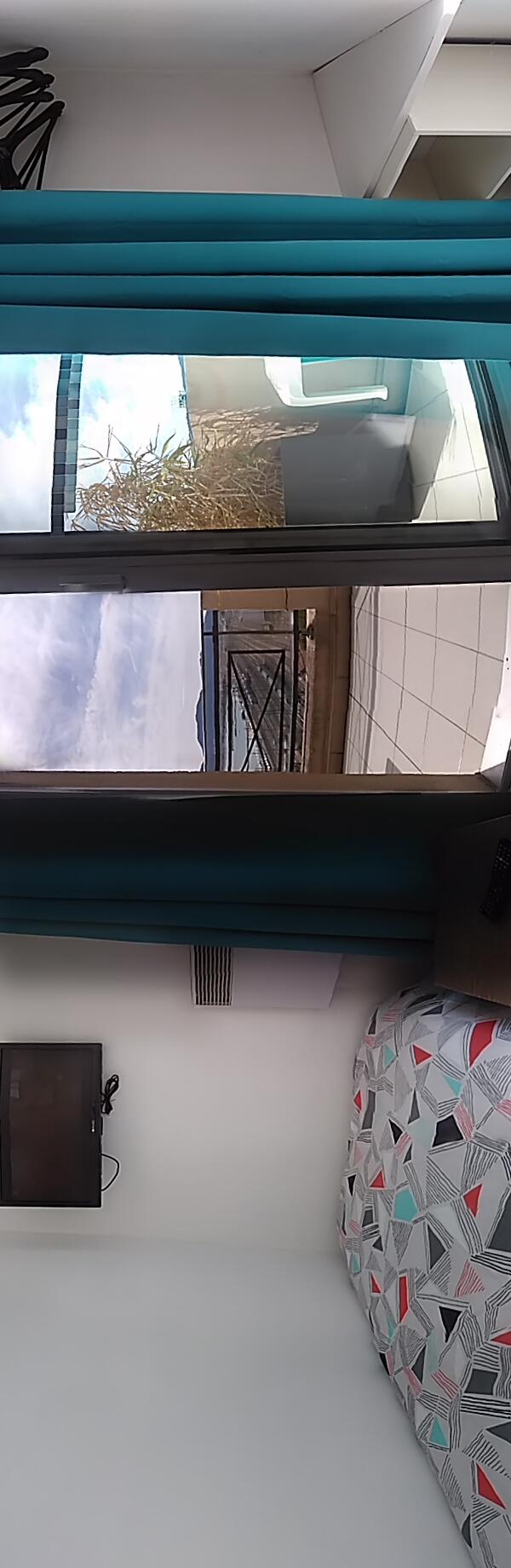 cabine sur terrasse