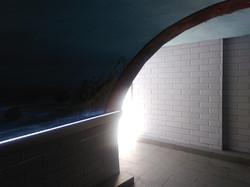 tunnel pietons