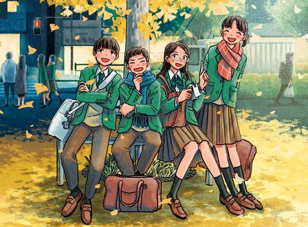 NHKテキスト基礎英語3 11月表紙