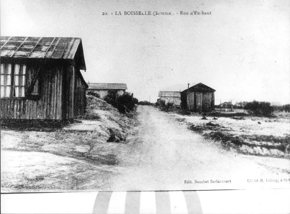 La Boisselle, Rue d'En Haut