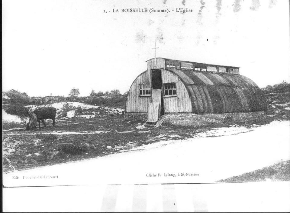 Eglise de La Boisselle