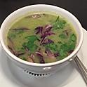 Soupe de légumes du jour