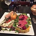Grande Salade Foie Gras et Filet de Canard