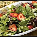 Mesclun de pousses de Salade et Fruits