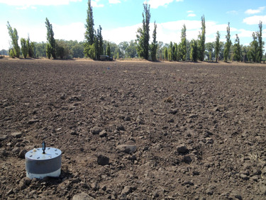 Nitrous oxide monitoring several research sites around Cowra NSW