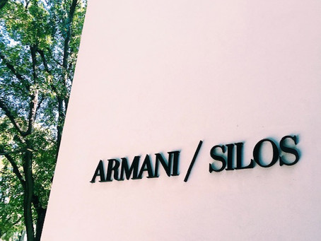 The Armani/Silos Museum in Milan