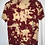 Thumbnail: Original Red Skins Custom Dyed Shirt