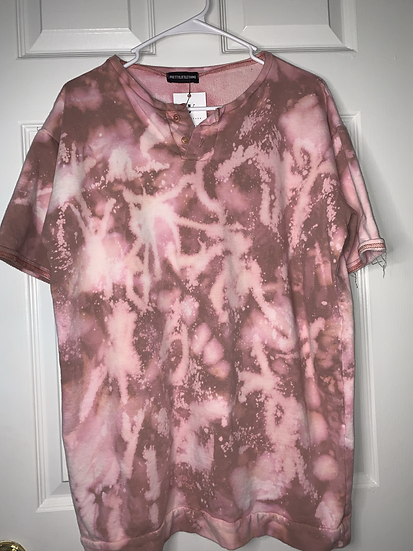 Custom Pretty Little Thing Over-Sized Shirt