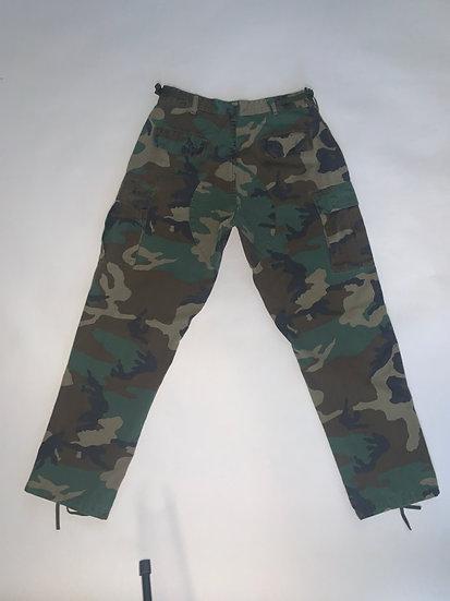 Unisex Vintage Camo Pants