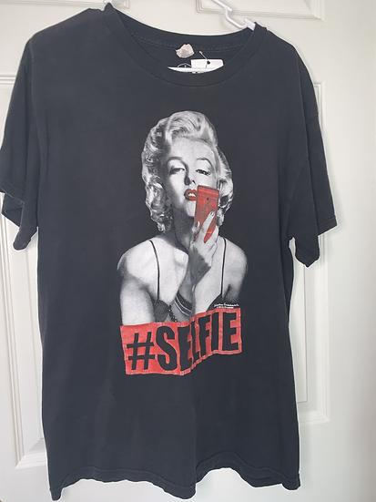 Marilyn Monroe Selfie T-Shirt