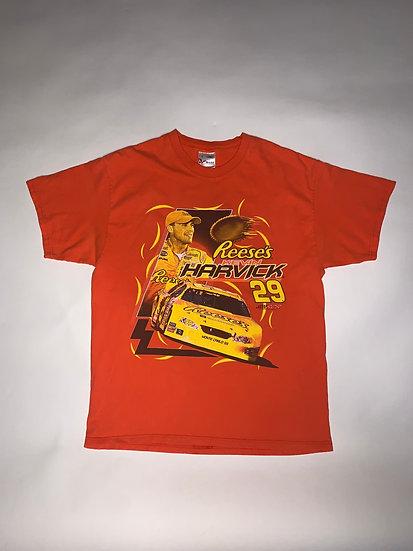 Reeses x Kevin Harvick #29 Race Car Shirt